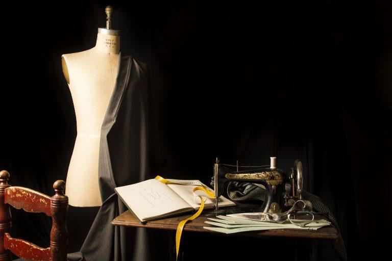 foto de un taller textil